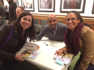 Sirrah and I with Meb